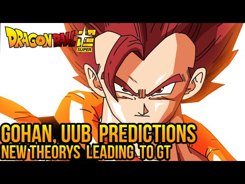 Dragon Ball Super: Gohan's Training, Uub Reveal, Tournament Future, Dragon Ball GT Leadup