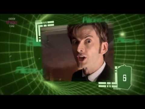 K-9 Doctor Who Statistics