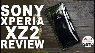 Sony Xperia XZ2 Review - Xperia