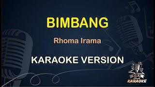 Bimbang Rhoma Irama ( Karaoke Dangdut Koplo ) - Taz Musik Karaoke