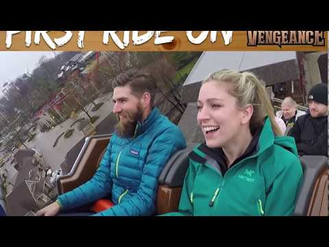 What it's like to ride Steel Vengeance at Cedar Point (with POV)