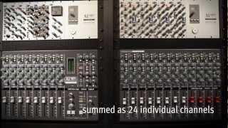 Download Video Summing - SSL's 'Lego Studio' Video Series MP3 3GP MP4
