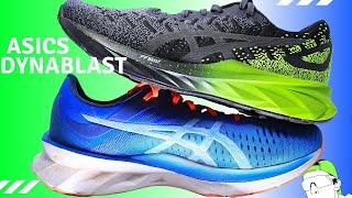 ASICS Dynablast Running Shoe |…