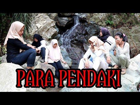 PARA PENDAKI [Film Pendek] Video Horor Serem Karya Anak SMK