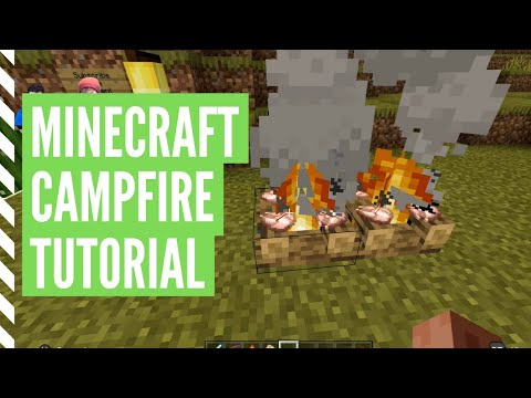 how-to-make-a-campfire-in-minecraft-(minecraft-campfire-tutorial)