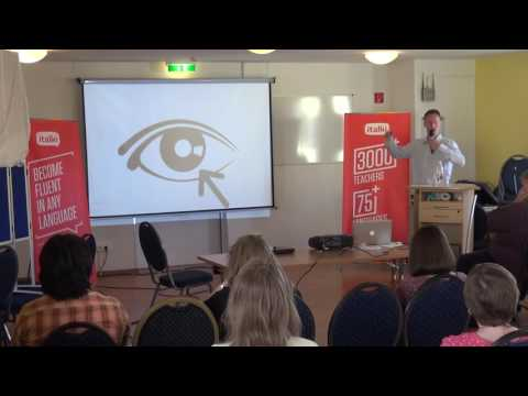 Understanding Chinese Characters [EN] - Vladimir Skultety at the Polyglot Gathering 2016