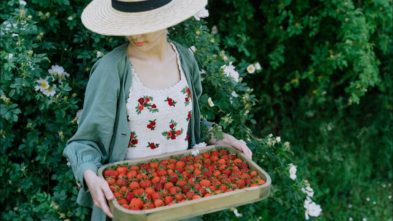 #45 If Strawberries are Here, So Is Summer | 6 Strawberries Recipes for Summer