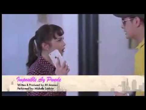 Wattpad presents K pop star and I music  video -imposible ay pwede