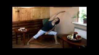 Йога в офисе: упражнения при работе за компьютером. Разминка на работе(Небольшой комплекс