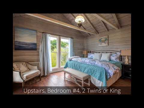 Victorian Sanctuary by the Sea, Pacific Grove, CA Vacation Home Rental