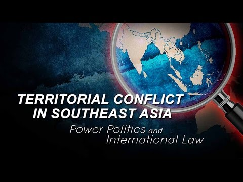 SEA OF CONFLICT: Territorial dispute in South-east Asia