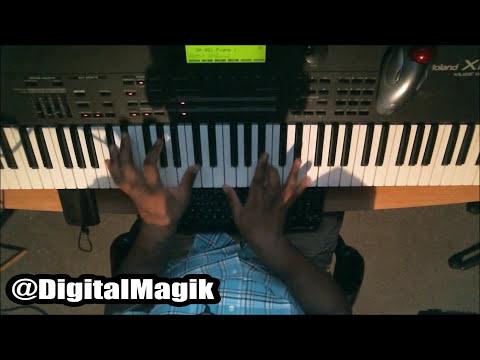Tutorial: R&B Piano Chords