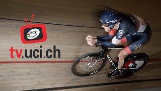 Full Replay: #UCIHourRecord: Brändle nears the 52 km mark