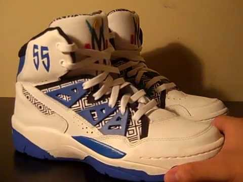 online retailer 94a40 9a4cb Adidas Mutombo Review