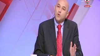 أحمد عبدالمقصود: الامكانيات و الأدوات تطورت جدا حالياً و كل حاجة متوفرة - زملكاوى