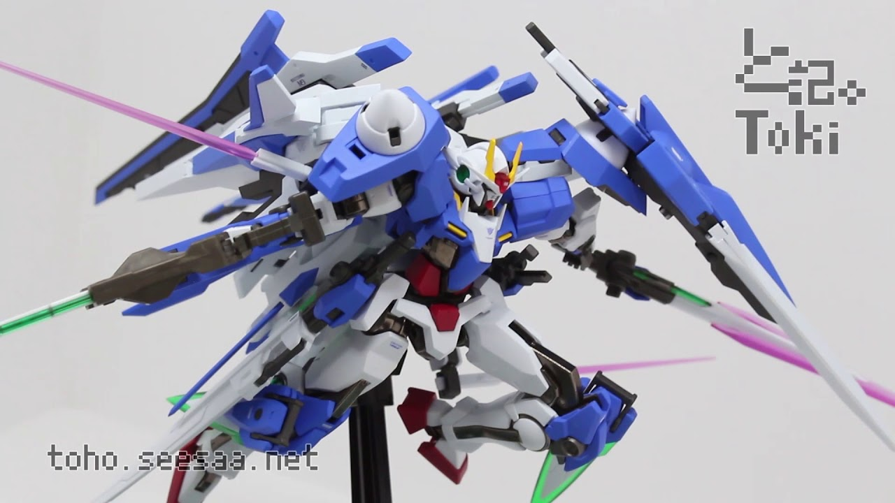 Seven Sword Parts Set METAL ROBOT SPIRIT  Zan Riser
