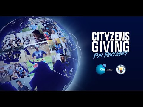 CITYZENS GIVING FOR RECOVERY | THANK YOU