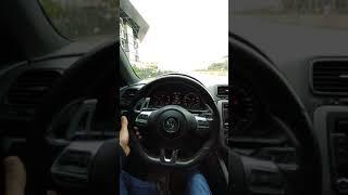 Araba snap - Volkswagen Scirocco  Ados - yıkılır