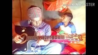 doyal tumaro lagia || karaoke || live performed by Shahbaj Sabaj||