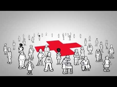 Das Deutsche Rote Kreuz in 3 Minuten!