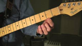 Hanky Panky Guitar Lesson