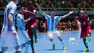 Футзал Финал Аргентина Португалия Чемпионат мира 2021