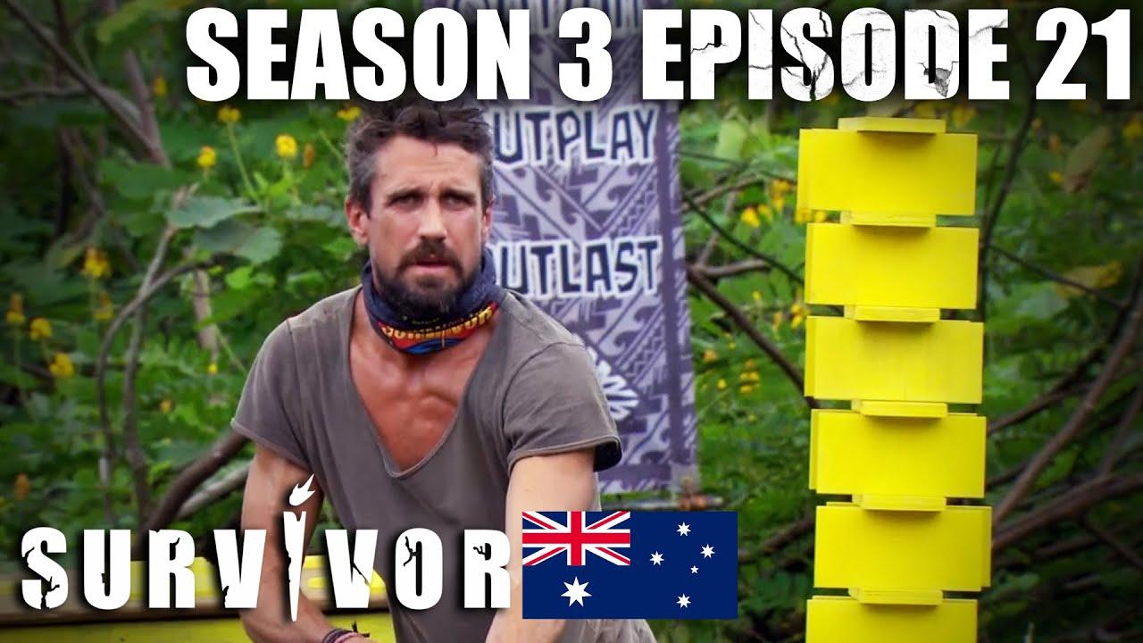 Survivor Australia | Season 3 (2016) | Episode 21 - FULL EPISODE
