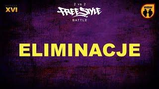 WBW 2018 2vs2 # eliminacje # freestyle battle