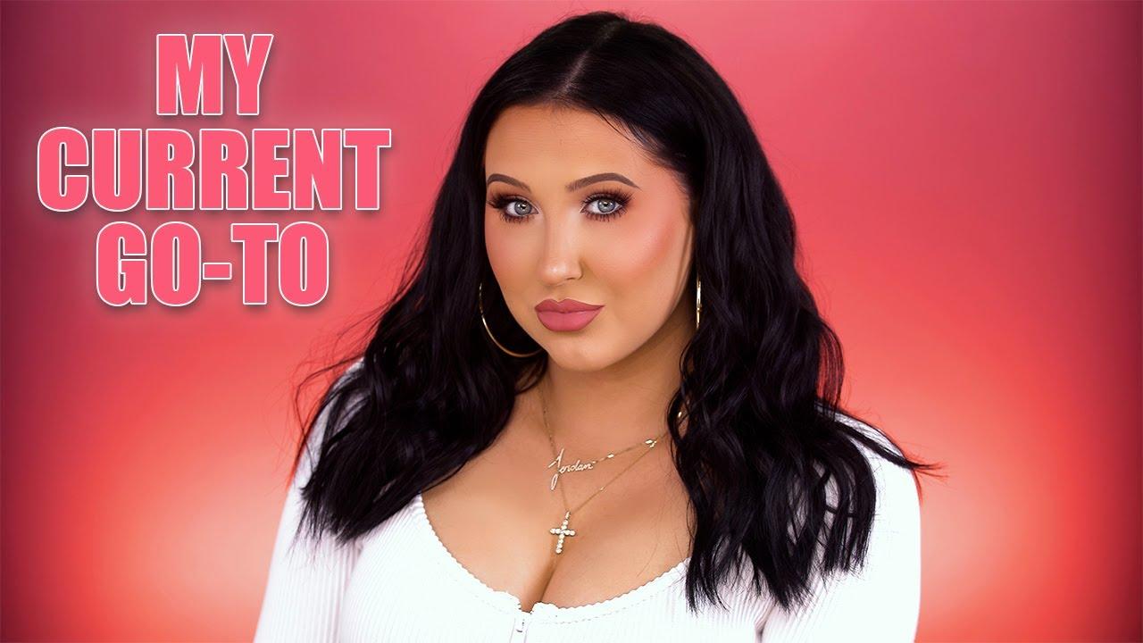 Flirty & Feminine Makeup Tutorial Spring 2021!