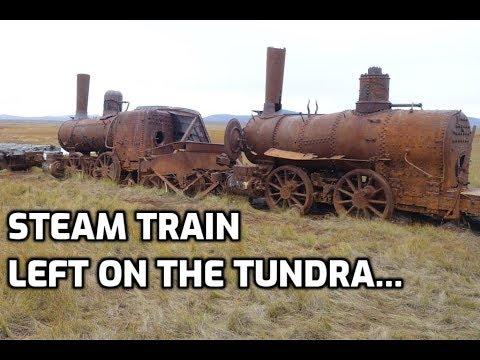 Alaska Gold Mining: Last Train To Nowhere