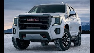 GMC Yukon AT4 Offroad (2021)