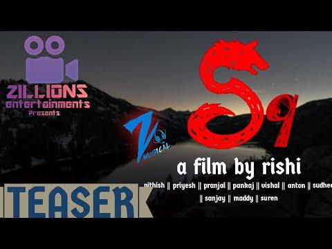 S9 TEASER || a tamil mystery thriller pilot film