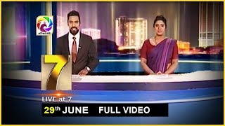 Live at 7 News – 2019.06.29 Thumbnail