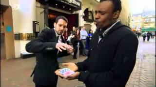 Dynamo le magicien le plus incroyable au monde