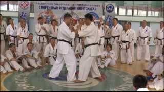 Уроки каратэ. Упражнения для эффективной защиты от ударов - Хадзимэ Казуми / Hajime Kazumi