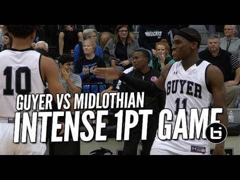 INTENSE Season Opener! Denton Guyer vs Midlothian
