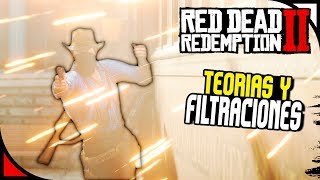 FILTRACIÓN Y POSIBLES FINALES! - RED DEAD REDEMPTION 2 ⭐ PS4 Xbox One X Español