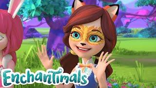 Enchantimals 😇 Eksploruj z Felicity i Flick! The Ultimate Bestie DUO!😇 Pełne odcinki @Enchantimals 