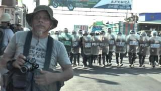 Marcha de Campesinos a Bello Horizonte