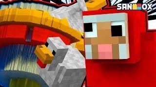 좀벌레로 닭블레이드를?! | 마인크래프트 애니메이션