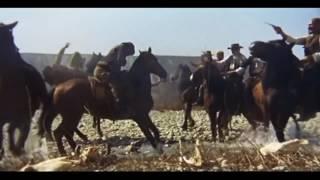 "Фильм-вестерн ""ЯНКИ"",1966 год."