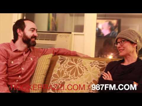 James Mercer interview with Kennedy