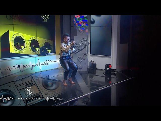Nomcebo Performs 'Xola Moya Wami' — Massive Music   Channel O