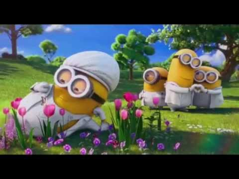 White Iverson Music Video - Minions Remix