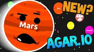 New Agar.io Gamemode? Mars Destruction! (Agar.io/BLOB Wars)