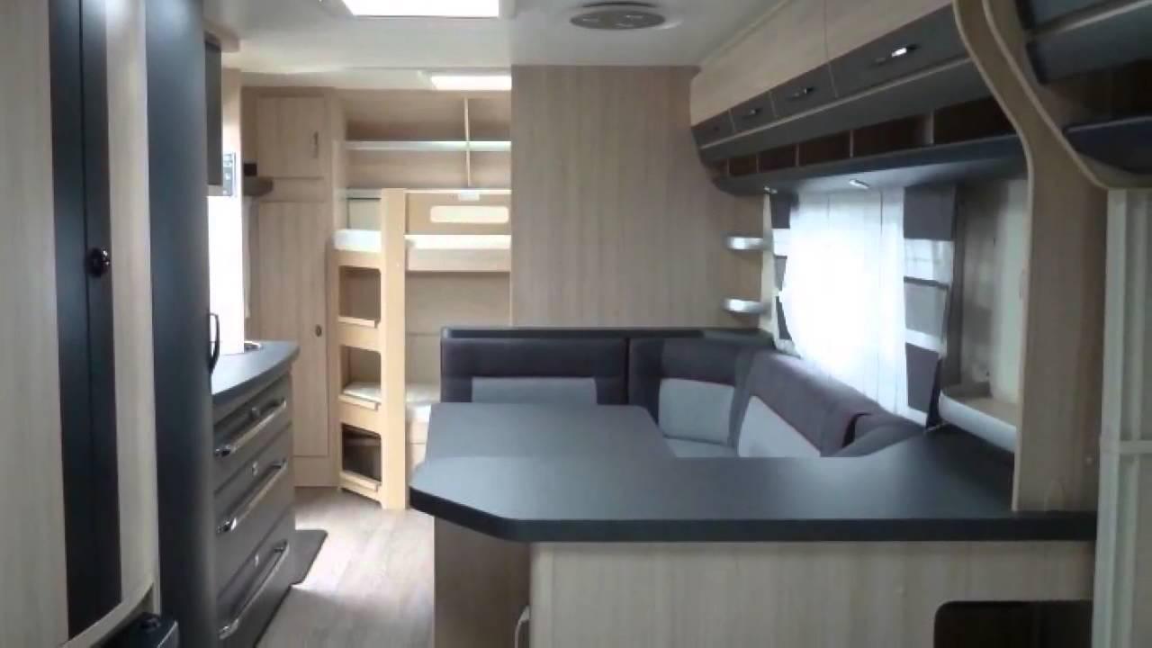 Caravan te koop HOBBY DE LUXE EDITION 560 KMFE  YouTube