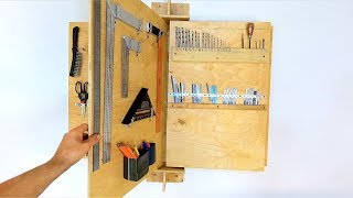 Система Хранение Инструмента Для Гаража На Стене Своими Руками