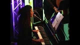 "Esh'al Elohay (I will ask my Lord) from the show ""Piano and a Tin Drum"" with Yonit Shaked and Galit Giat. Piano, vocals and arrangement - Chen Levy 