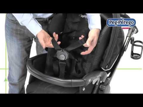 Peg Perego - BookPlus - Travel system