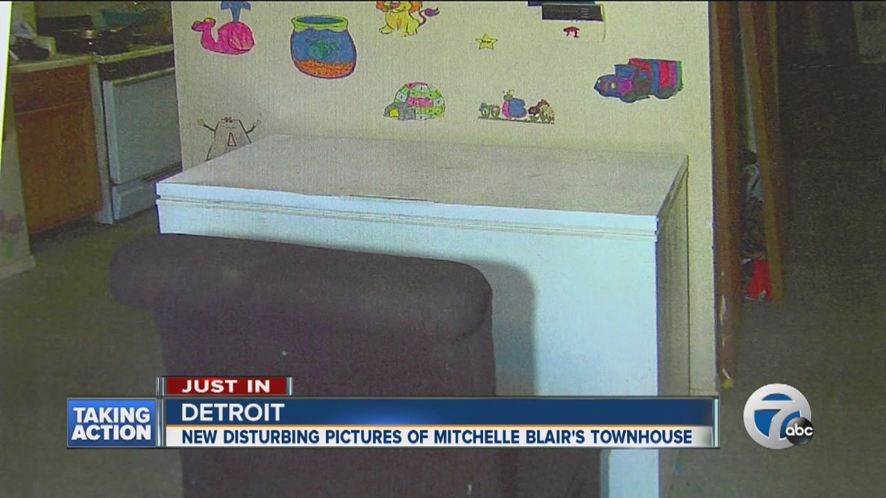 Inside look at townhouse where two kids' bodies were found in a freezer